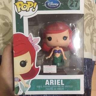 Pop toy ariel