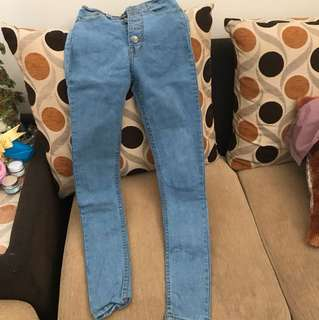 jeans size S