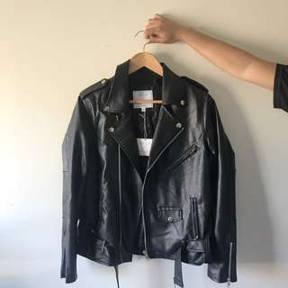 Neon Hart Gigi Leather Jacket