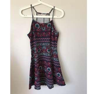 LA Hearts Mini Dress (Size M)