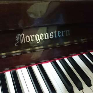 morgenstern piano