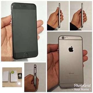 IPHONE 6 16gb grey complete no minus
