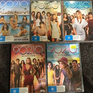 Complete Box Set of 90210