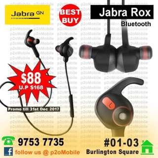 Special Promo! Jabra ROX Wireless Bluetooth Headset