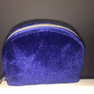 Authentic Napoleon Perdis mini cosmetic pouch/bag