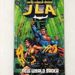 1997 DC Comics Justice League of America JLA (free mailing)
