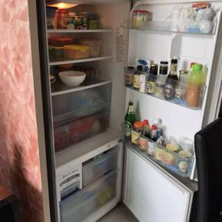 Good Condition Refrigerator at Give Away Price