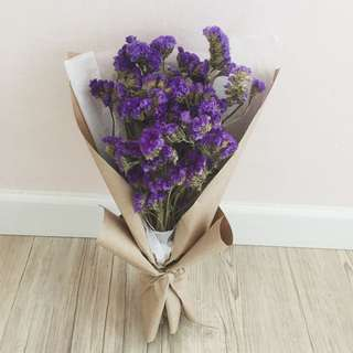 Flashsales @rm30!!! Flower Bouquet [forget me not]