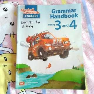 Grammar Handbook Primary 3 & 4
