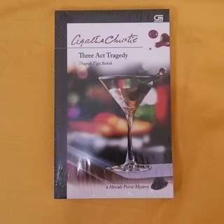 AGATHA CHRISTIE - Three Act Tragedy (Hercule Poirot)