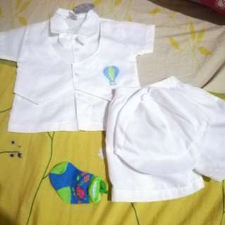 Little Blessing/Baptismal Clothes