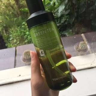 Tony Moly green tea watery skin