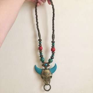 Ethnic Necklace from East Kalimantan