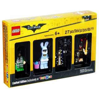 LEGO TRU Bricktober Batman exclusive