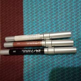 Urban decay 24/7 eyeliners (bundle)