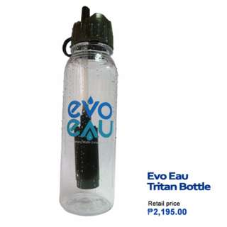 Evo Eau Tritan Bottle