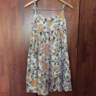 CLEARANCE Floral Dress