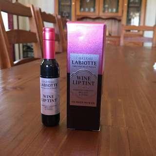 K beauty Labiotte wine tint