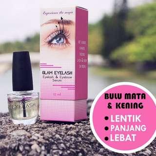 Glam Eyelash Serum 12ml