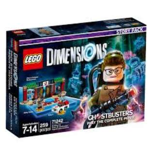 Lego 71242 - Lego Dimensions Ghostbusters Story Pack