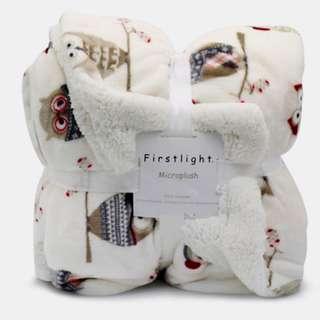 『加厚秋冬版』珊瑚絨毛毯 午睡 沙發 蓋毯 沙發蓋布
