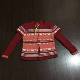 Baby sweater 1-3 yrs old