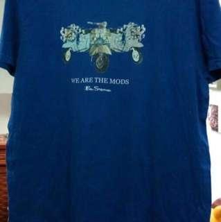 Men sherman Tshirt