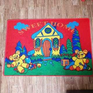 Karpet Bermain Anak