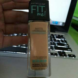 Foundation Maybelline / FIT ME maybelline