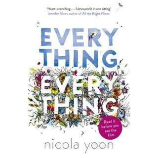[PO} Everything Everything - Nicola Yoon ( Paperback )