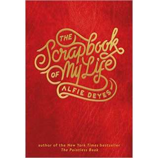 [PO] The Scrapbook Of My Life - Alfie Deyes ( Paperback )