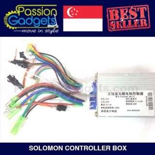 Solomon Controller Box