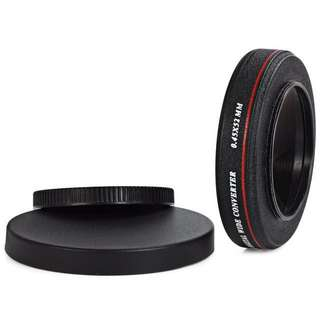 Zomei Wide angle Lens Converter (58mm) $$ Reduced!