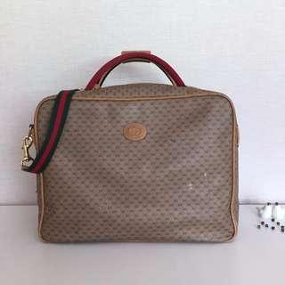 GUCCI 012-39-4863 TRAVEL BAG