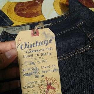vintage genes
