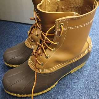LL bean boots women sz US9