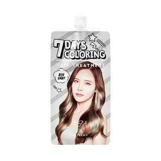 Missha 7 Days Coloring Hair Treatment 25ml