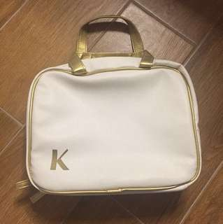 Brand new Kerastase toilettries bag