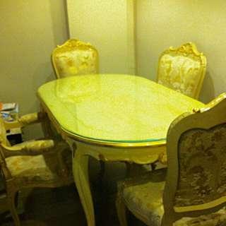 European Design Dining Table