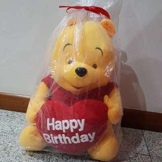 BNIP Winnie The Pooh Softtoy