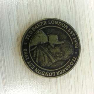 Ted baker coin