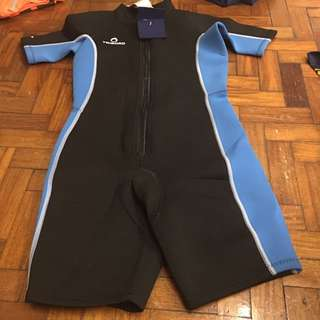 Authentic TriBord wetsuit