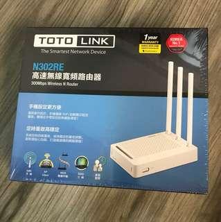 韓國TOTOLINK Router