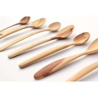 Medium Wooden Spoons