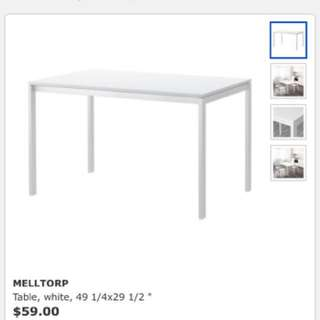 Ikea dining set -REDUCED PRICE!