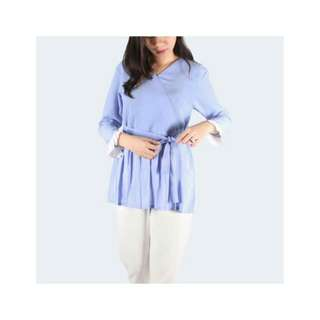 Ayunda Wrap Blouse