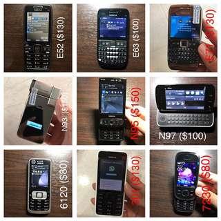 Nokia Vintage Classic Phones (3G) Retro