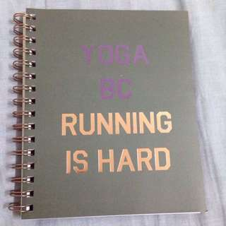 TYPO Notebook New book