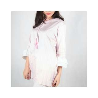 Prilly Ruffle Blouse