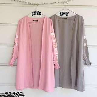 Cardigan hijab